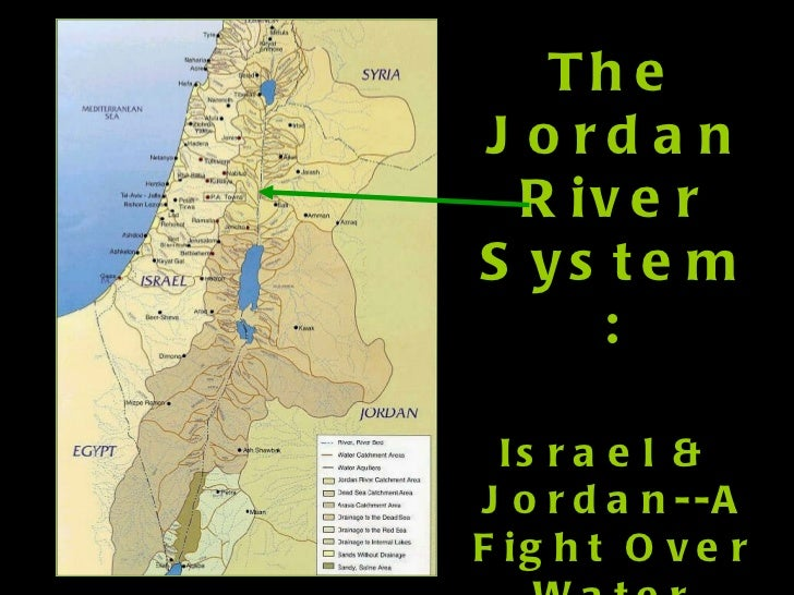 Jordan River Middle East Map.Middle East Geography