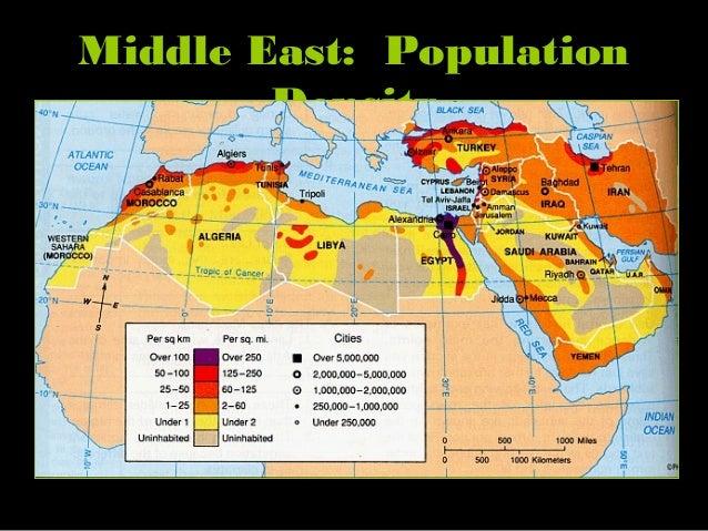 Untitled Document [www.rodhandeland.com] |Fertile Crescent Population Density