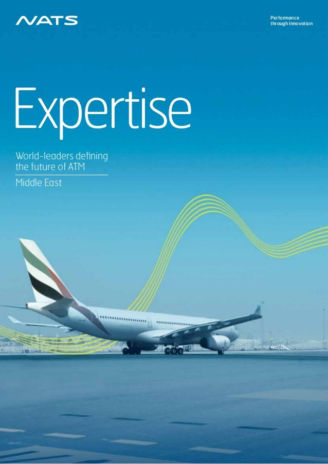 ExpertiseWorld-leaders definingthe future of ATMMiddle EastPerformancethrough Innovation