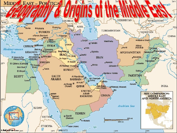 the geography of the middle east The middle east is at the junction of trade routes connecting europe and china geography and natural resources have always influenced political power in this region.