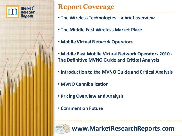 Middle East MVNO Market and Competitive Analysis 2013