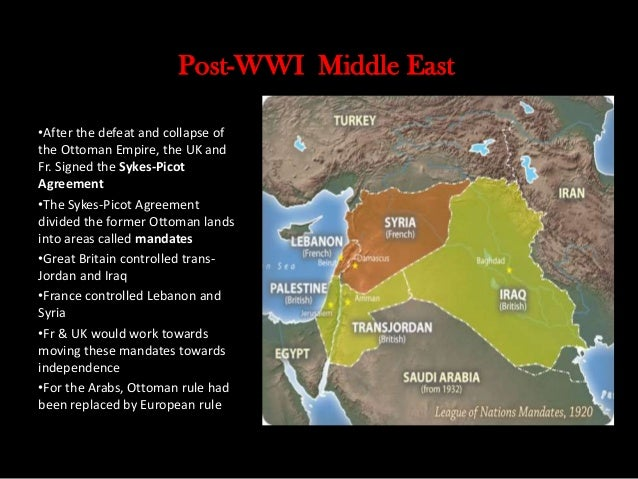 Middle east presentation slideshare