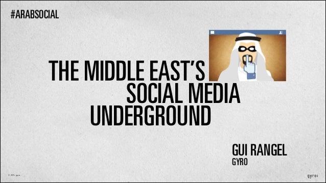 SXSW 2014 - Middle East Social Media Underground Slide 2