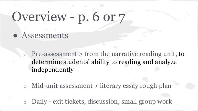 essay unit plan 36 lesson plans for teaching writing lesson 14 it's music to my ears: growing paragraphs into essays thomas j hargrove purpose to construct essays from paragraphs using external.