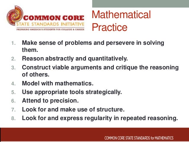 HLPUSD Common Core State Standards for Mathematics Parent Meeting