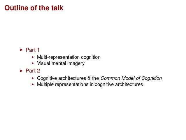 Multiple representations talk, Middlesex University. February 23, 2018 Slide 2