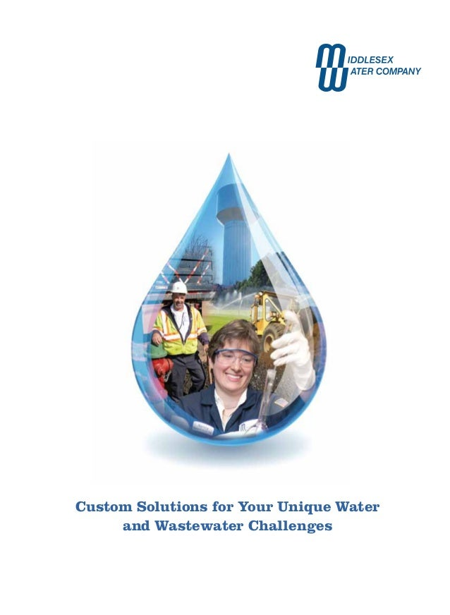 Custom Solutions for Your Unique Water     and Wastewater Challenges