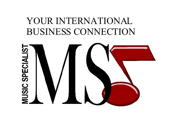 YOUR INTERNATIONAL BUSINESS CONNECTION