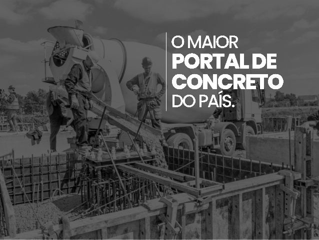Media Kit 2021 - ConcretoUsinado.com.br Slide 2