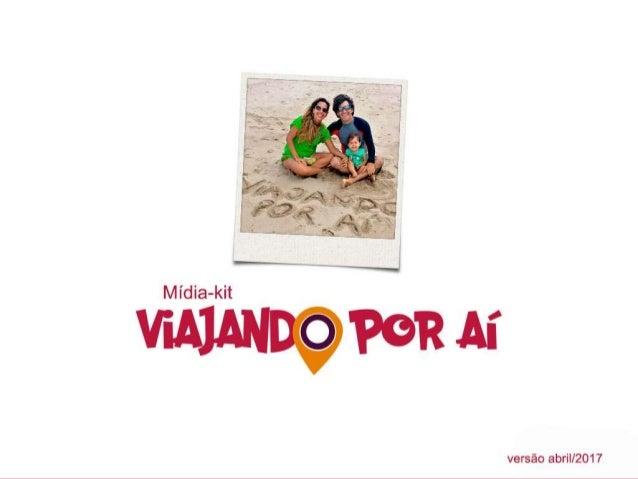 O Viajando por Aí é um programa exibido na tv com episódios que dão dicas de viagens descontraídas para famílias com filho...