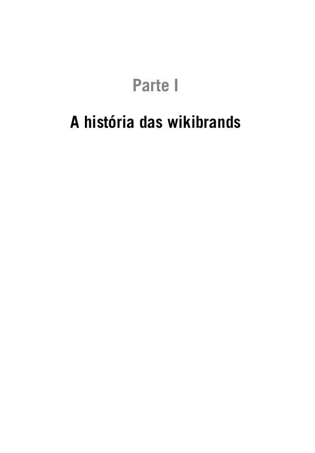 Parte I  A história das wikibrands