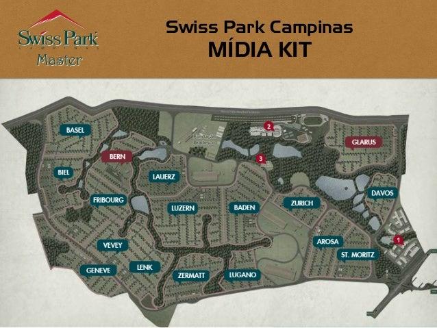 Swiss Park Campinas MÍDIA KIT