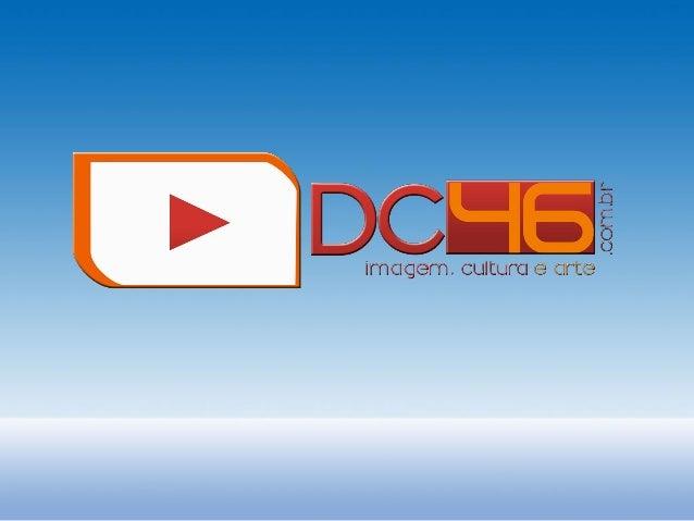 O que é a TV DC46? A TVDC46 é uma programadora de televisão, em fase de expansão de seu sinal. Atualmente a TV DC46 transm...