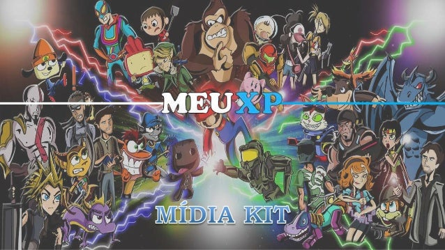 MEUXP.COM SOBRE O SITE O site MeuXP foi criado em 2015 e tem o objetivo de informar as principais notícias de games, tecno...