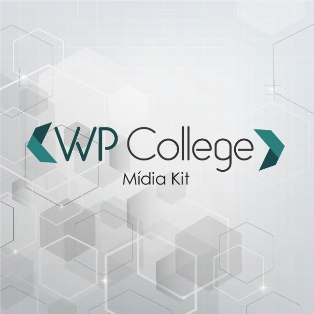 WP College Mídia Kit