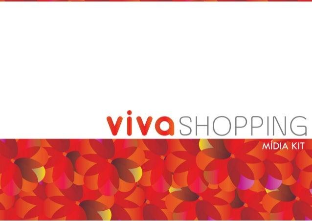 vivashopping Midia kit 2014 - empresas