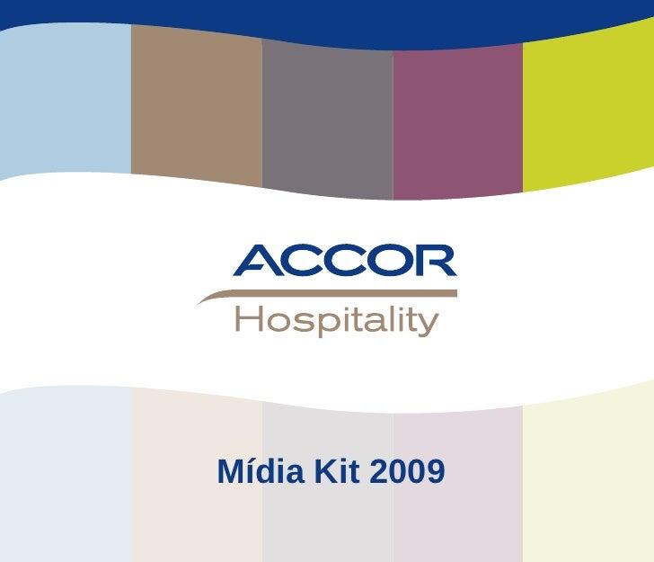 Mídia Kit 2009