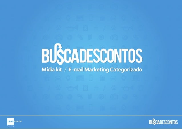 Mídia kit   E-mail Marketing Categorizado