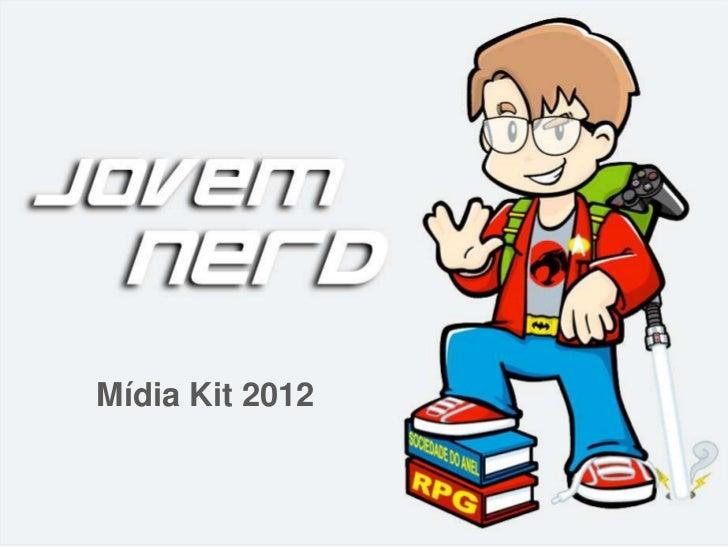 Mídia Kit 2012