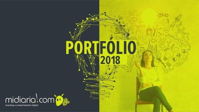 2018 PORTF�LIO