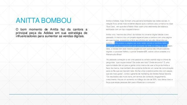 53e904b988 Adidas Brasil - Branding e Posicionamento nas Redes Sociais