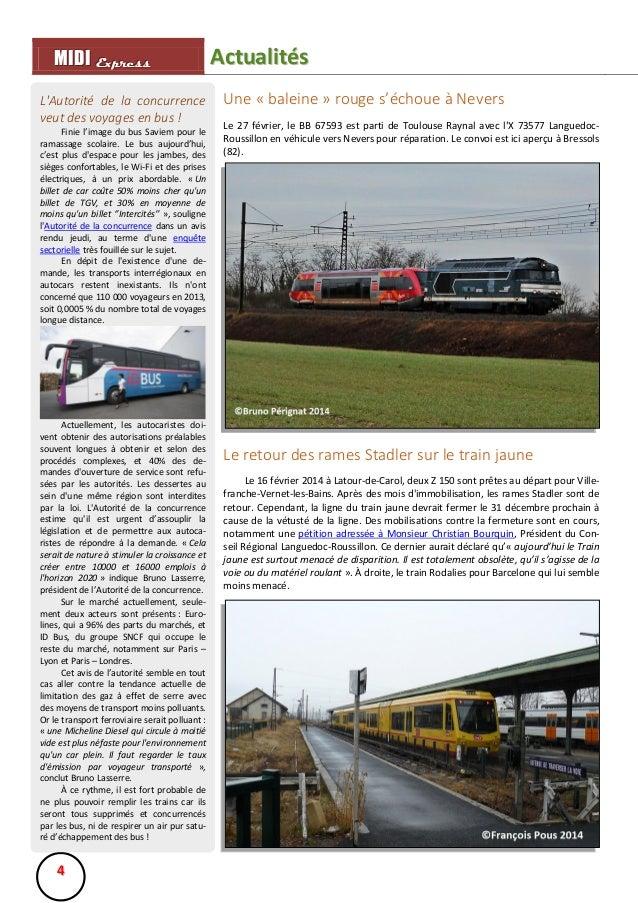 MIIDII Express M D Express L'Autorité de la concurrence veut des voyages en bus ! Finie l'image du bus Saviem pour le rama...