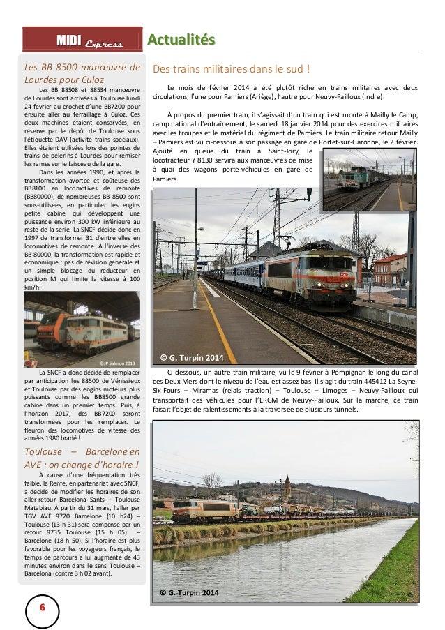 MIIDII Express M D Express Les BB 8500 manœuvre de Lourdes pour Culoz  Actualités Des trains militaires dans le sud !  Les...