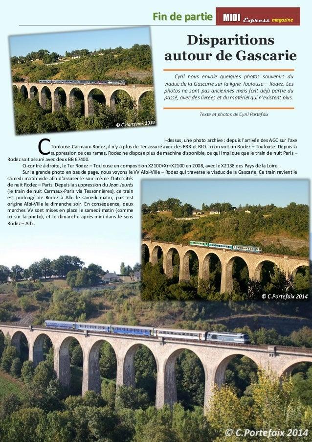 MMMIIIDDDIII EEExxxppprrreeessssss magazine HHiissttooiirree 14 Le tramway de Marignac au Val d'Aran Peu avant la Première...