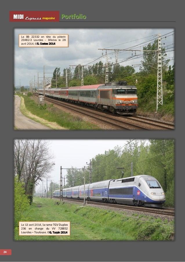 TTeecchhnniiqquuee MMMIIIDDDIII EEExxxppprrreeessssss magazine 25 Signalisation dans le sud-ouest, les gares- types de voi...