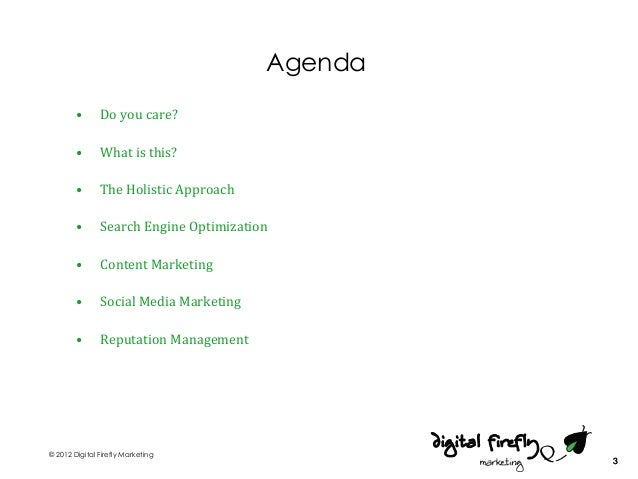 What Does it Take? Essentials for Digital Marketing Slide 3