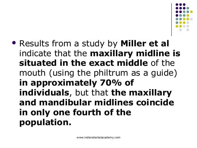 Treatment of Mid line Discrepancies & skeletal