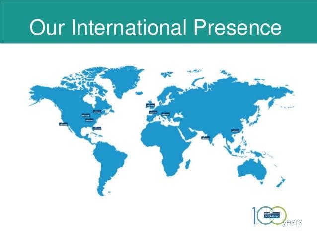 Our International Presence