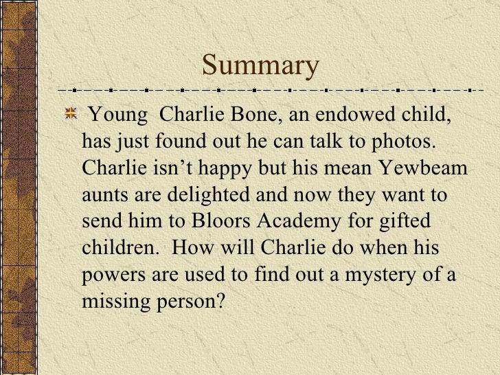 charlie bone book 2
