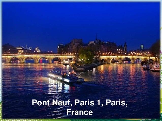 Pont de lArchevêche, Paris5, Paris, France