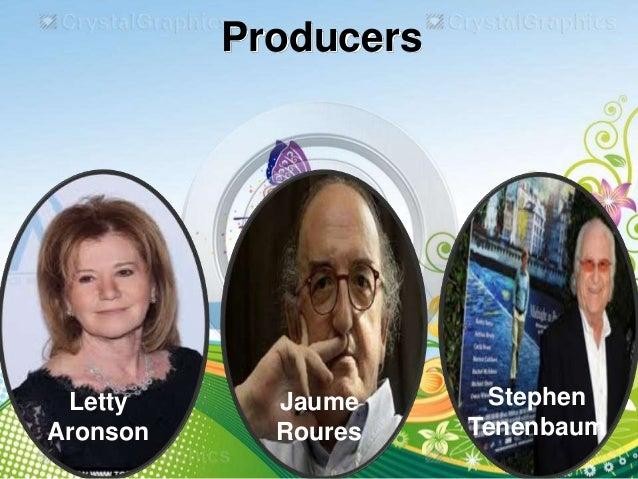 Co-ProducersRaphaëlBenolielHelenRobin