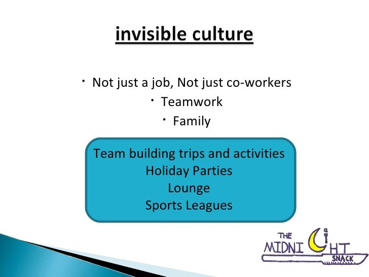 <ul><li>Not just a job, Not just co-workers </li></ul><ul><li>Teamwork </li></ul><ul><li>Family </li></ul>Team building tr...