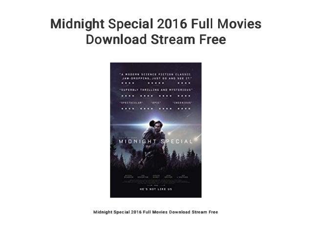 Midnight Special Stream