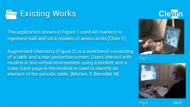 Studies in application of augmented reality in e learning courses 21 urtaz Gallery