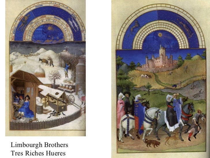 Limbourgh Brothers Tres Riches Hueres