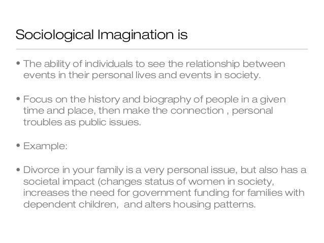 Great Sociology Research Topics