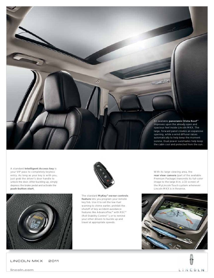 Midway Motors 2011 Lincoln Mkx
