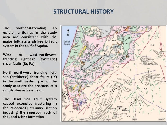 Lithostratigraphy and Depositional History of Part of the
