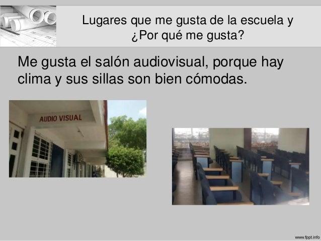 Mi escuela Slide 3