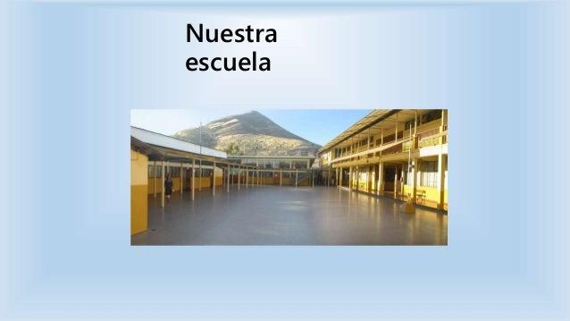 Nuestra escuela