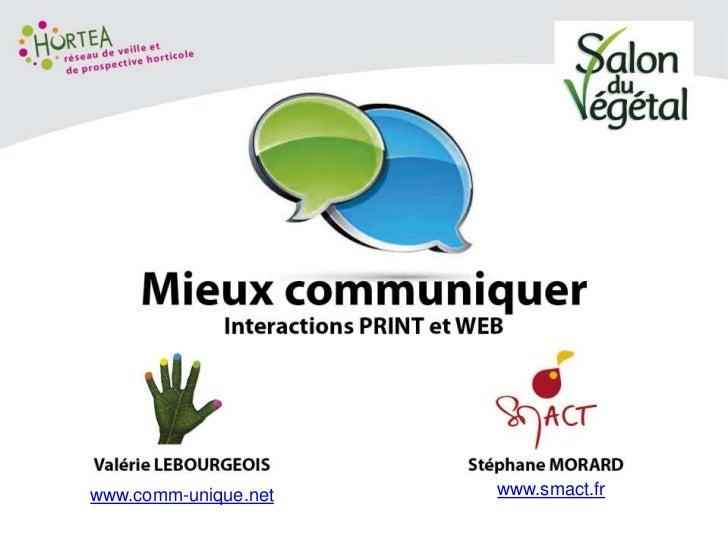 www.comm-unique.net   www.smact.fr