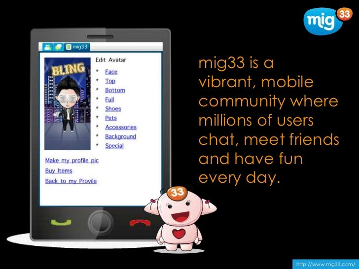 mig chat mobile
