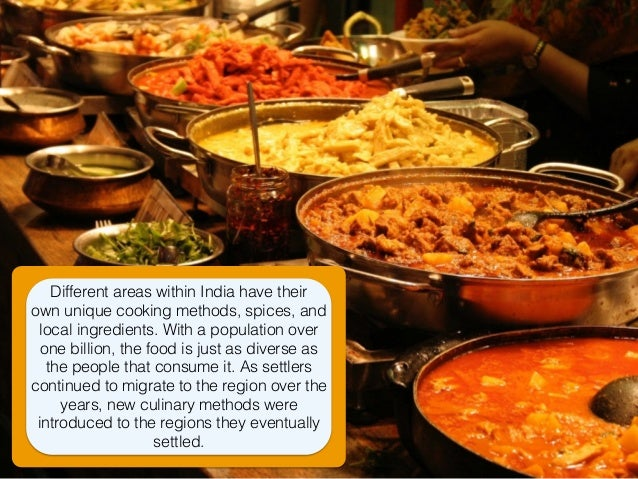 The diversity of indian cuisine shaped by history for Cuisine history