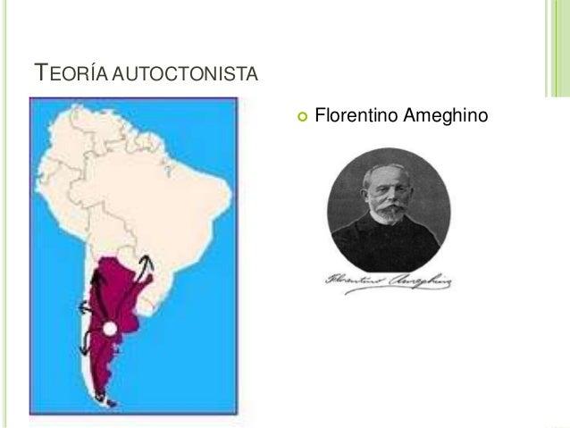 Teoria autoctonista de florentino ameghino yahoo dating 6