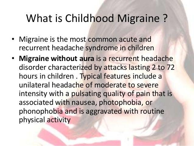 Migraine Slide 2
