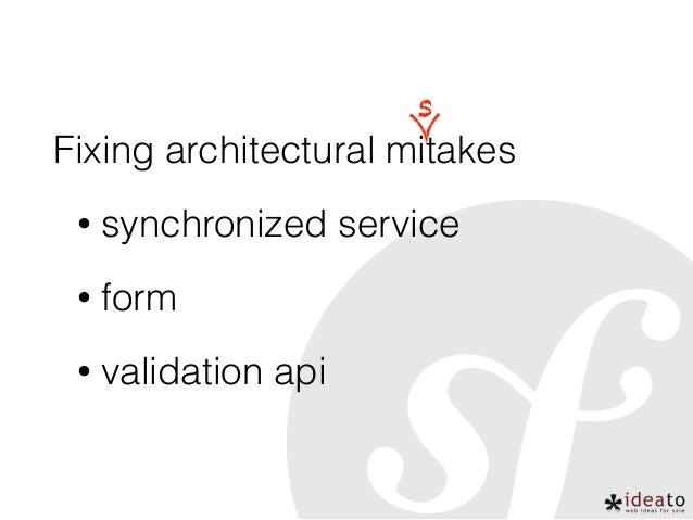 Semantic versioning (~ 2.4) X . Y . Zminor version new features no BC